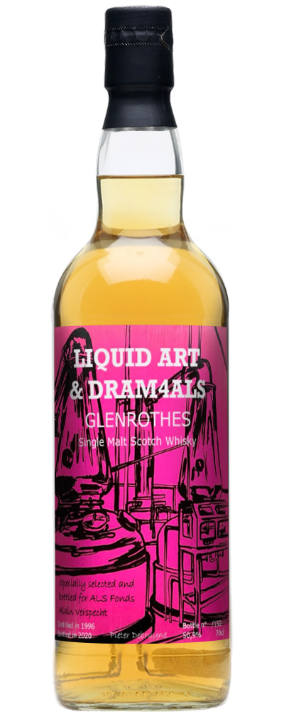 Glenrothes 1996 (Liquid Art & Dram4ALs)