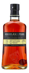 Highland Park 2007 (for Decadent Drinks)