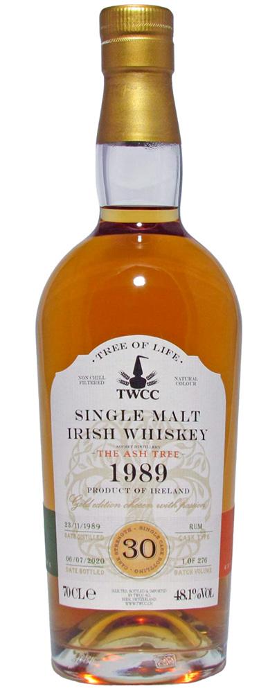 Irish Single Malt 1989 (The Whisky Cask Company)