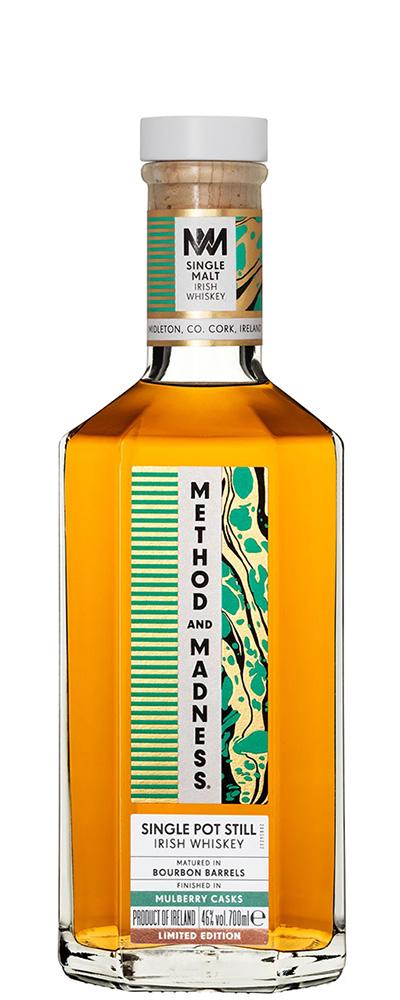 Midleton Method & Madness – Mulberry casks