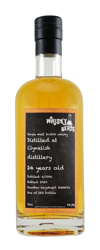 Clynelish 1996 (WhiskyNerds)