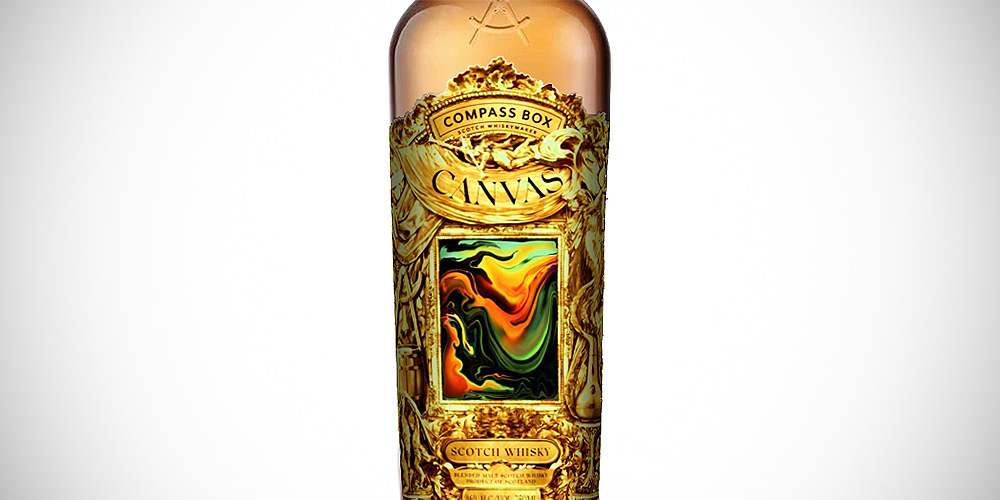 Compass Box Canvas - Scotch whisky