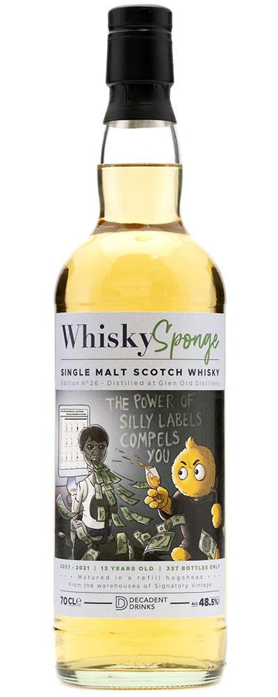Glen Ord 2007 (WhiskySponge)