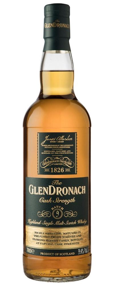 Glendronach Cask Strength (Batch 9)