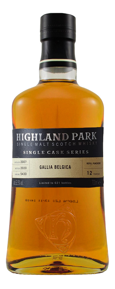Highland Park Gallia Belgica 2007