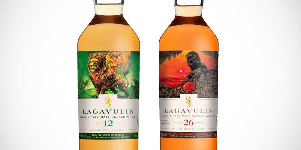 Lagavulin 12 / Lagavulin 26 Special Release