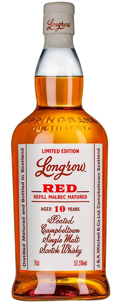 Longrow Red 10 Years – Refill Malbec (2021)