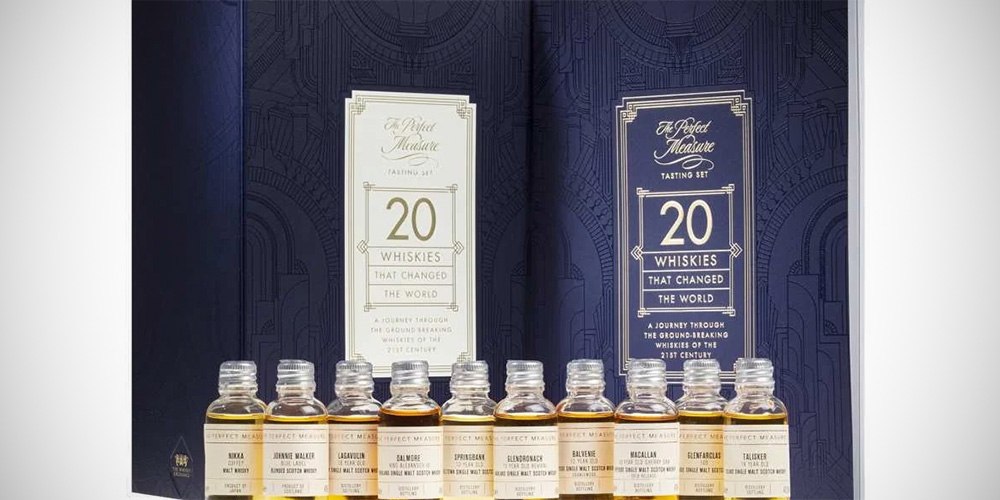 20 Whiskies that changed the world
