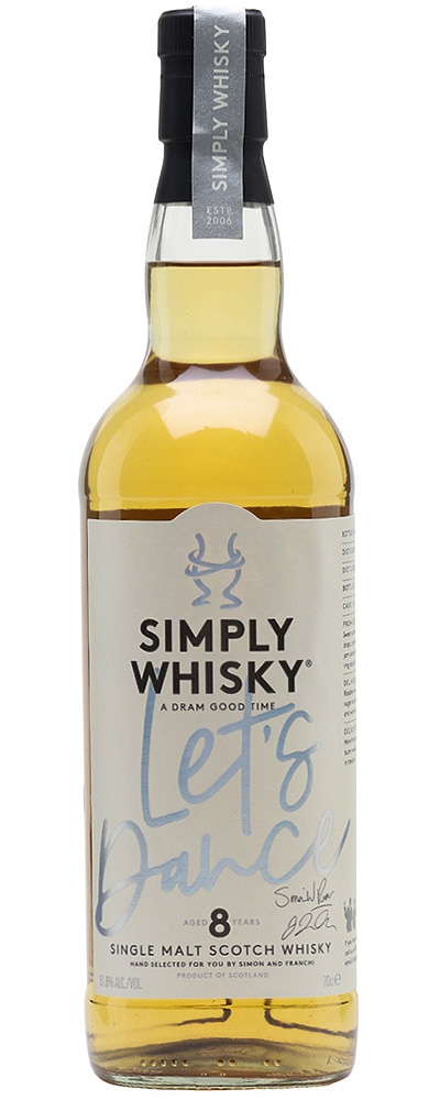 Let's Dance / Dream Big / Good Times (Simply Whisky)