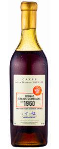 Cognac Prunier 1960 Grande Champagne - Whisky Jury