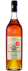 Prunier 1979 - Cognac Petite Champagne - The Whisky Jury