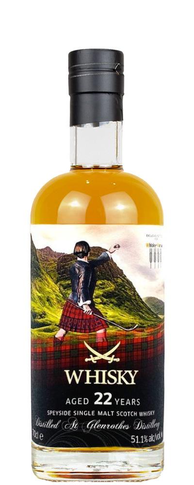 Glenrothes 1996 / 1997 (Sansibar for Whisky-Maniac)
