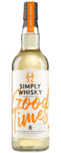 Good Times - Irish grain whiskey - Simply Whisky