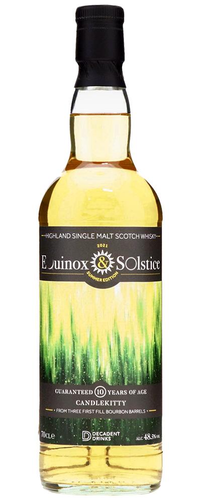 Highland Single Malt 10 Years (Equinox & Solstice)