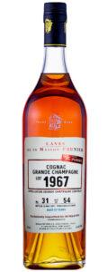 Cognac Prunier Grande Champagne 1967