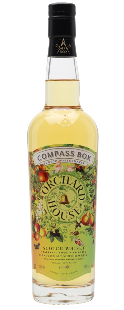 Compass Box Orchard House