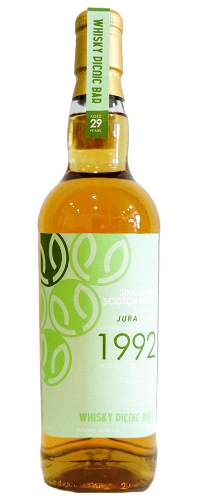 Talisker 2011 / Jura 1992 (Whisky Picnic Taiwan)