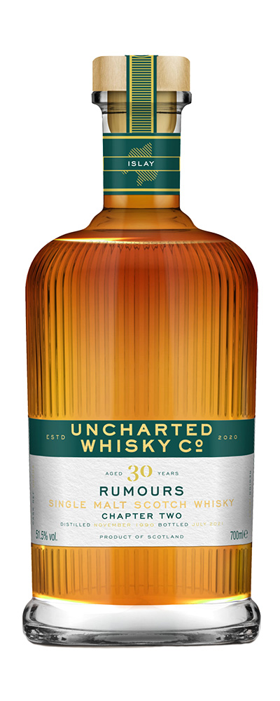 Rumours 30 Year Old (Uncharted Whisky)